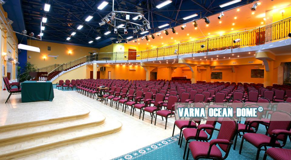 """Проект «Varna Ocean Dome – Aквапарк с изкуствен плаж с експо част в град Варна за целогодишен туризъм» на СНЦ """"КЧИЗ"""""""